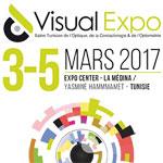 Visual Expo Tunisie 2017 du 03 au 05 Mars 2017 à Hammamet