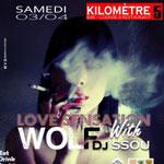 Love Sensation au KM5