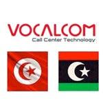 Convois Vocalcom pour la Libye