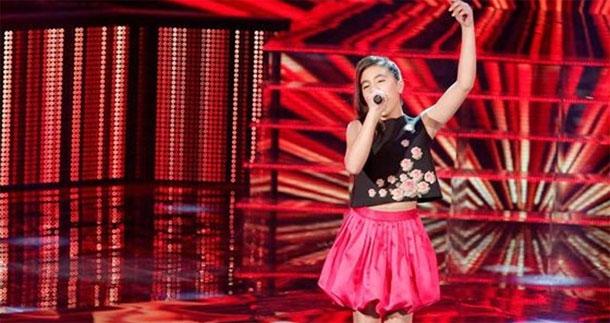 La libanaise Line Hayek remporte le titre de The Voice Kids