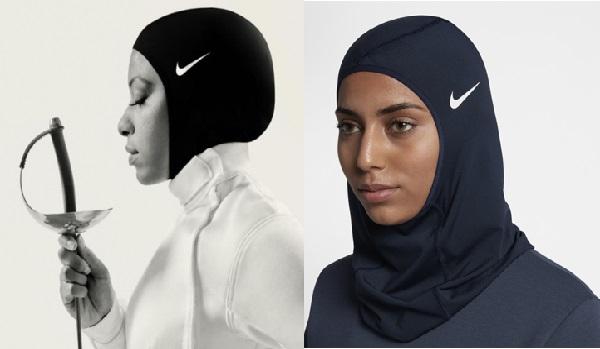 Le premier « hijab de sport Nike »