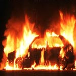Bizerte : Trois voitures incendiées