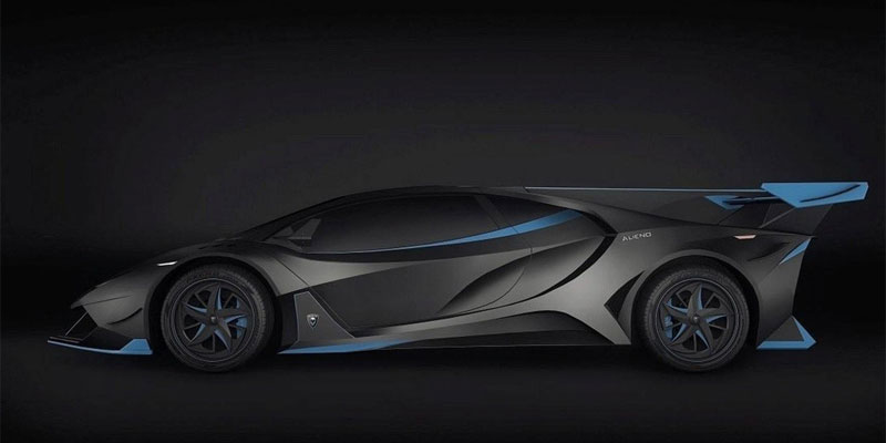 بلغاريا تطور السيارة الأقوى في العالم!
