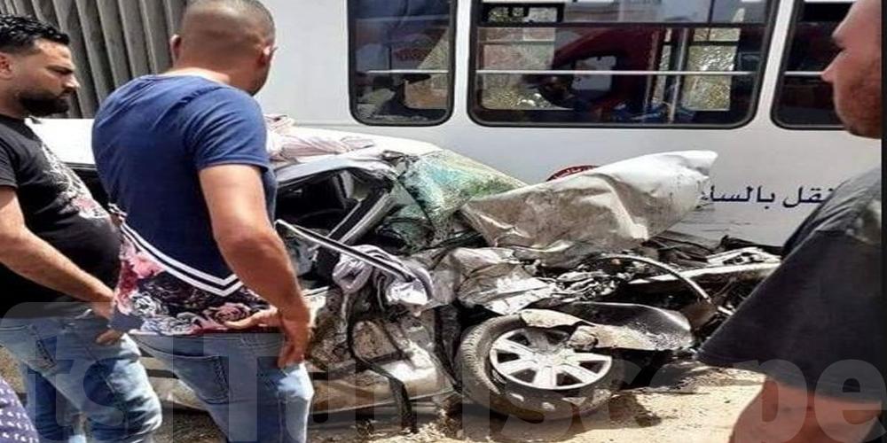 Une mère et sa fille meurent dans un accident de la route