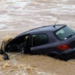 Décès d'une personne dans une voiture emportée par les eaux de l'Oued Teta