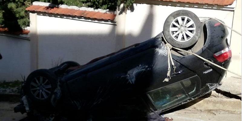 Tabarka : Un accident de la route fait 2 mortes et 4 blessés