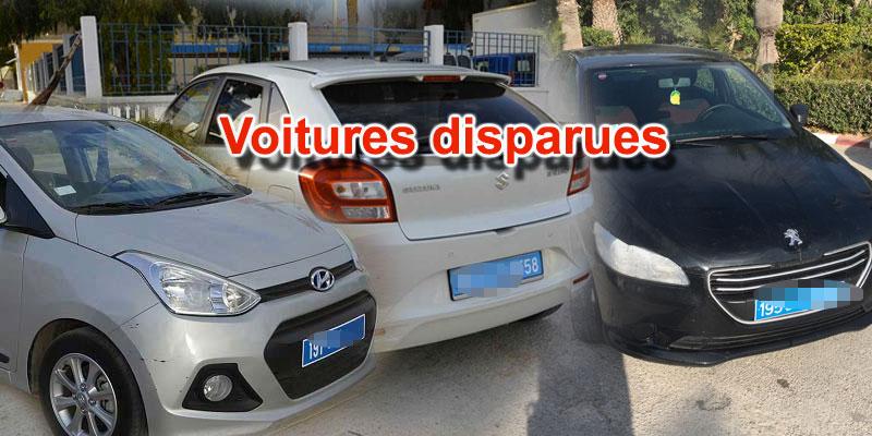25 voitures destinées à la location volées
