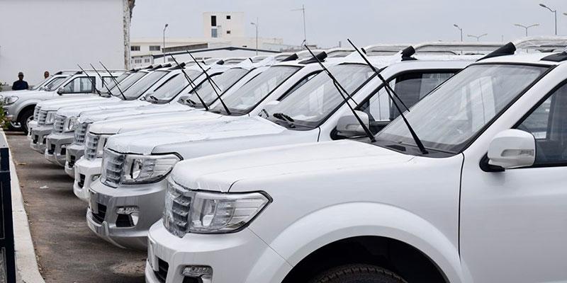Première en Tunisie : Exportation de 67 voitures Made in Tunisia au Côte d'Ivoire
