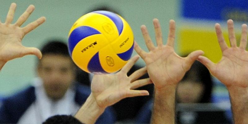 تونس بطلة إفريقيا في كرة الطائرة
