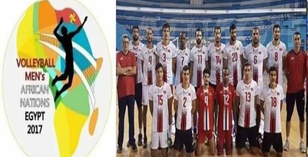 المنتخب التونسي للكرة الطائرة يتوج بالبطولة الإفريقية