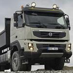 Le Groupe Sayara commercialise le nouveau Volvo FMX