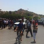 Un voyou interpellé par les forces de l'ordre au cimetière El Jellaz
