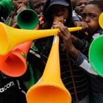 Les journalistes trouvent la solution contre le Vuvuzela