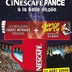 Soirée CINESCAFE DANCE