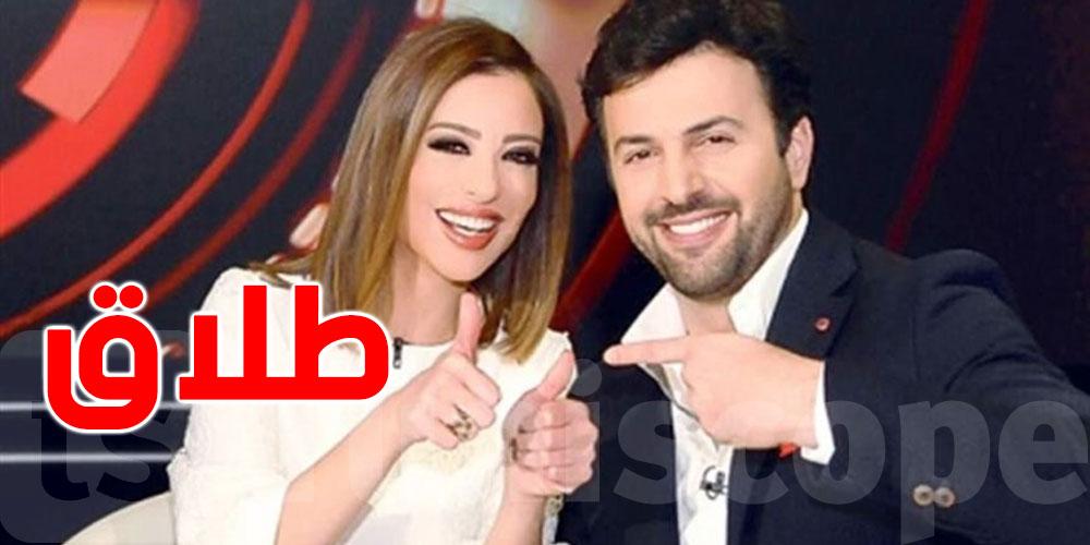 الاعلان عن طلاق تيم حسن ووفاء الكيلاني