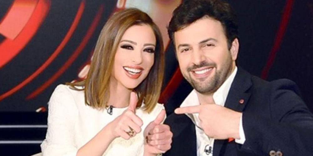 وفاء الكيلاني تدعم ابن زوجها تيم حسن لتحقيق حلمه... وردّ من والدته ديما بياعة (فيديو)