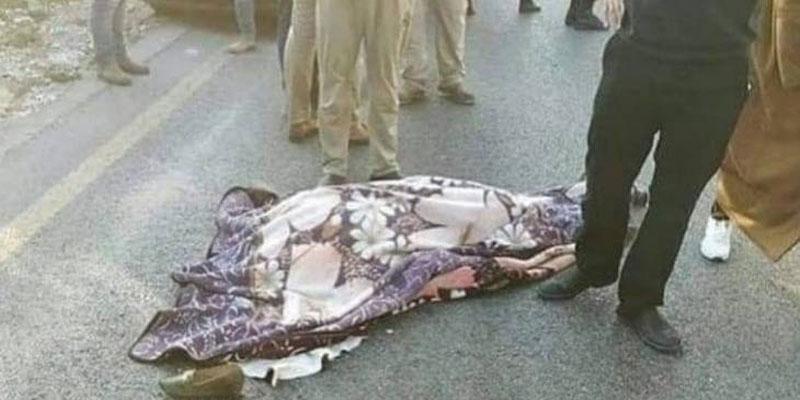 سيدي بوزيد: وفاة عاملة فلاحة تحت عجلات شاحنة