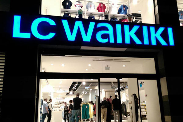 En photos : Ouverture du premier magasin LC WAIKIKI en Tunisie