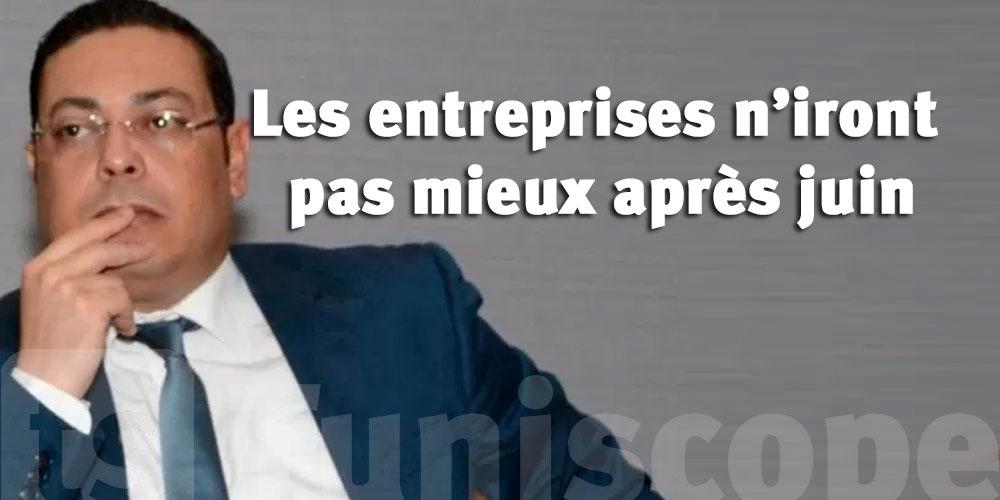 Walid Ben Saleh: les mesures du gouvernement n'ont pas vraiment aidé les entreprises