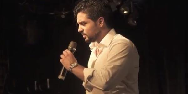 Le Tunisien Walid Azak participe à la Compétition 'Funniest Person in the World' organisée par Laugh Factory