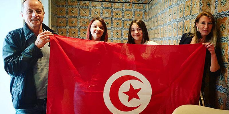 Le drapeau tunisien sera hissé sur le toit d'un collège en France