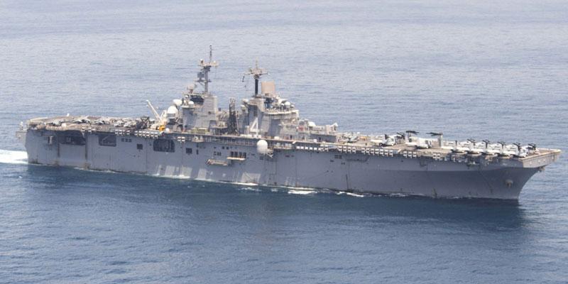 Washington abat un drone iranien au-dessus du détroit d'Ormuz