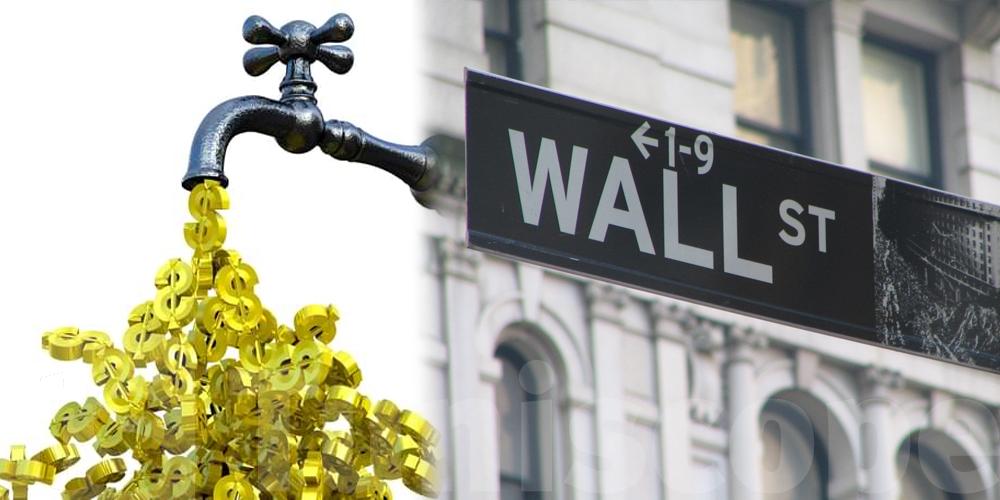 L'eau introduit comme liquidité boursière à Wall Street
