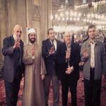 وجدي غنيم وقادة الإخوان المطرودين من قطر يظهرون بإسطنبول