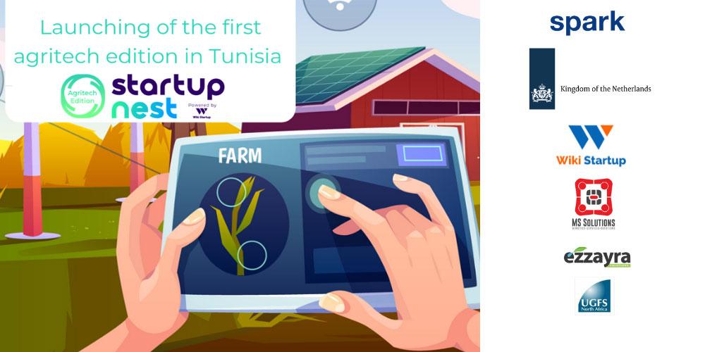 Lancement de la cohorte AGRITECH de Startup Nest