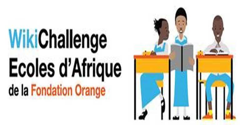 La Fondation Orange lance le wikiChallenge pour connecter les écoles africaines au reste du monde