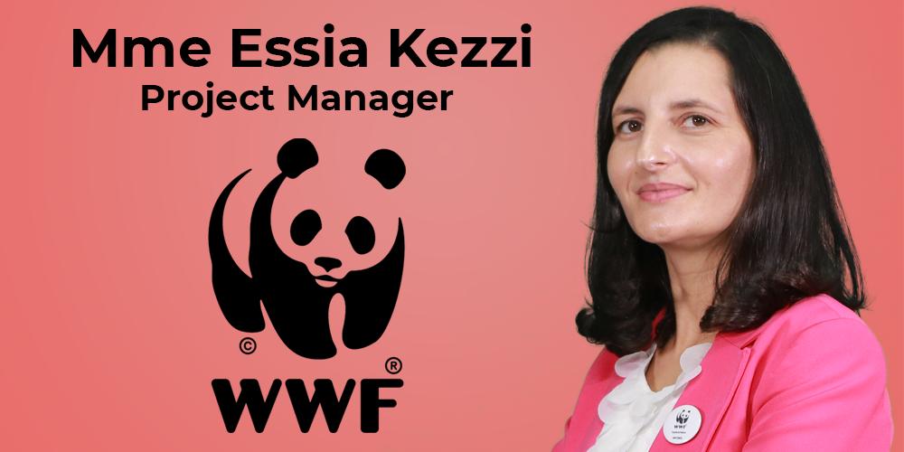 En Vidéo : Mme Essia Kezzi nous parle des projets de WWF en Tunisie