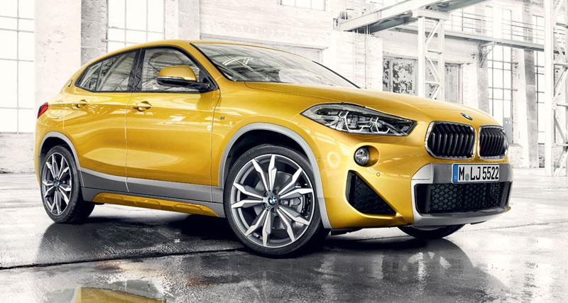 Détails et prix de la BMW X2 en Tunisie chez Ben Jemâa Motors