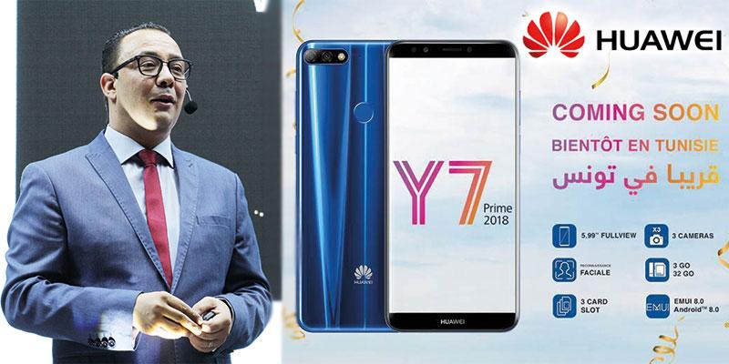 En vidéo : Ramzi Ferchichi présente le magnifique Huawei Y7 Prime à 599 Dt