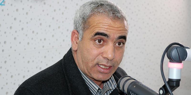 Demain est une journée de colère nationale et nous n'avons aucune ligne rouge, annonce Lassaad Yaakoubi<