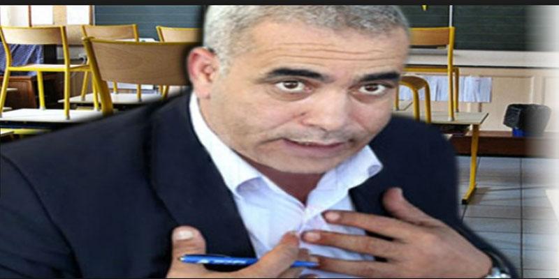 بالفيديو: لسعد اليعقوبي يعتذر من الصحفيين