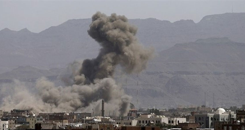 اليمن: غارات عنيفة للتحالف على قاعدة الدليمي في صنعاء