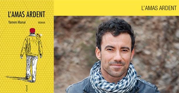 L'écrivain tunisien Yamen Manai remporte le Prix des 5 continents 2017 pour son roman ''L'Amas Ardent''