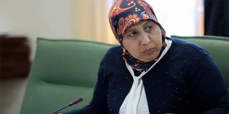Yamina Zoghlami réclame la publication au Jort de la liste définitive des martyrs de la révolution
