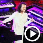 En vidéo : Concert de Yanni au Festival de Carthage