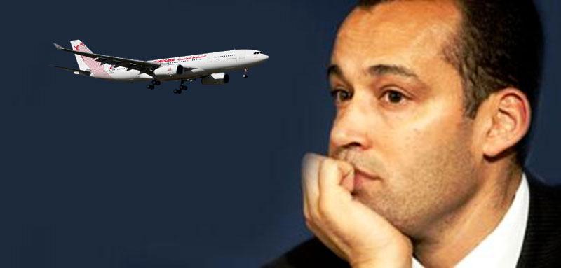 Il faut mettre à la porte tout responsable de Tunisiar qui n'est pas à la hauteur, Déclare Yassine Brahim