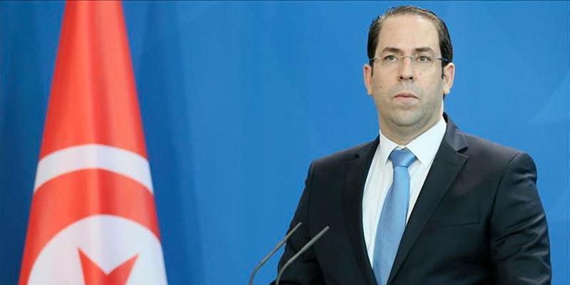 Le scénario de nouvelles élections, écarté, selon Youssef Chahed