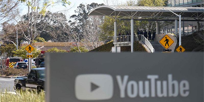 Ce que l'on sait de la fusillade au siège de Youtube en Californie qui a fait trois blessés