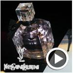 En vidéo : Yves Saint Laurent fête le lancement de son nouveau parfum ''Mon Paris''