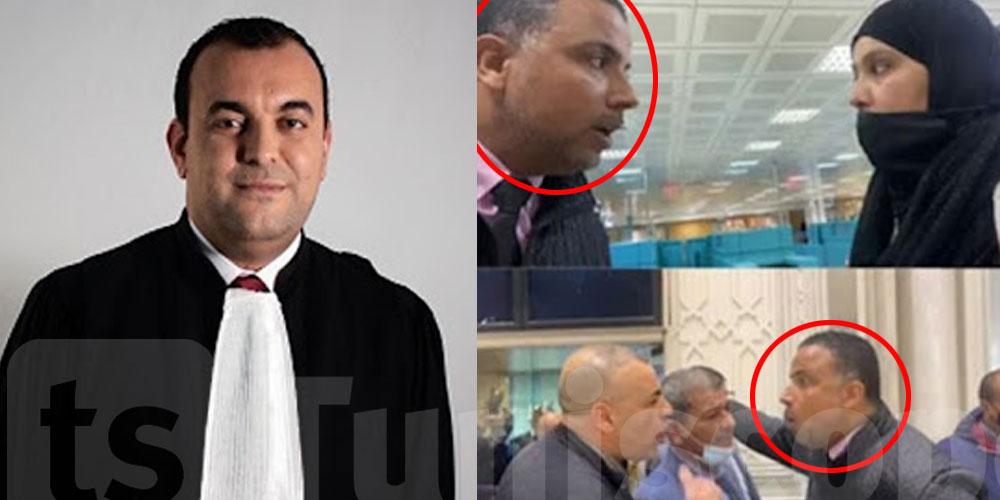 تورّط مع مخلوف في اقتحام المطار: الامن يُحاول القبض على المحامي زقروبة