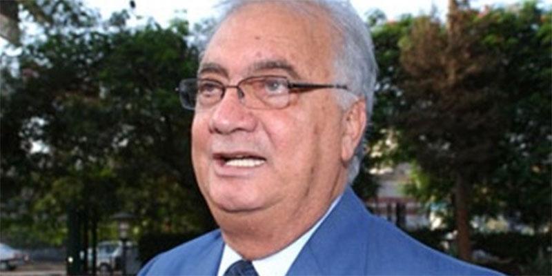 وفاة سمير زاهر رئيس الاتحاد المصري السابق