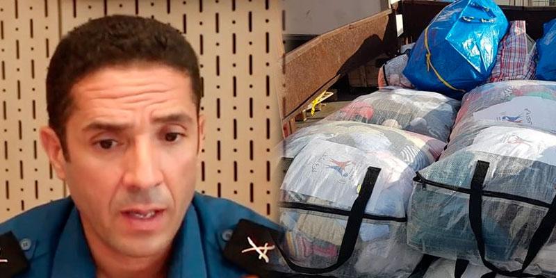 Zannad : La douane n'est pas impliquée dans le vol des vêtements arrivés de Suisse
