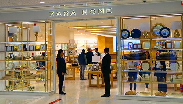 les clients tunisiens ont la possibilit de dcouvrir la marque zara home spcialise dans la dcoration dintrieur qui ouvre l son premier magasin en