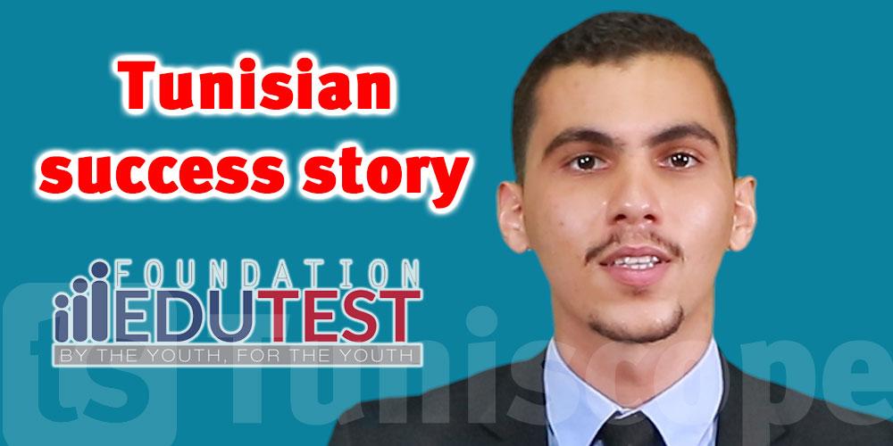 En vidéo: Le jeune tunisien Saeed Zarrouk raconte sa success-story