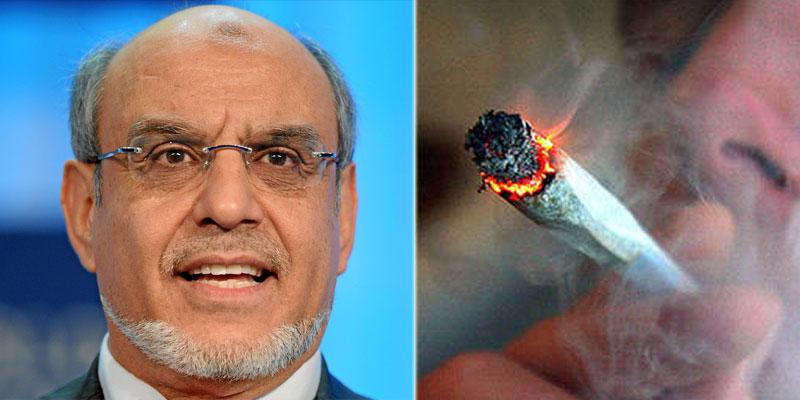 Jebali est-il pour ou contre la pénalisation des consommateurs de cannabis ?