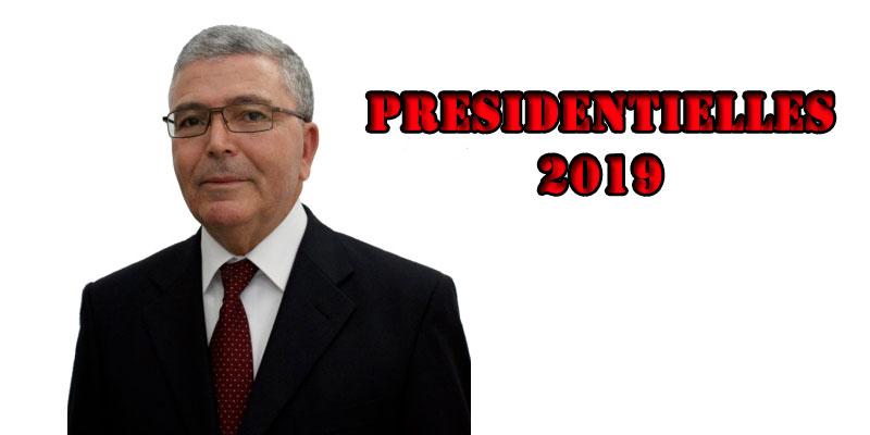 Zbidi obtient les parrainages nécessaires pour les présidentielles
